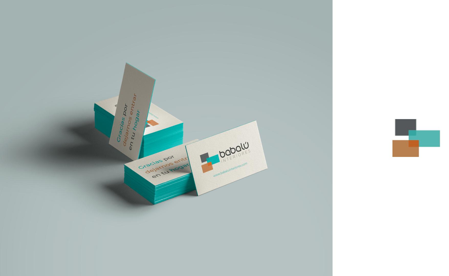 Babalú tarjetas de visita