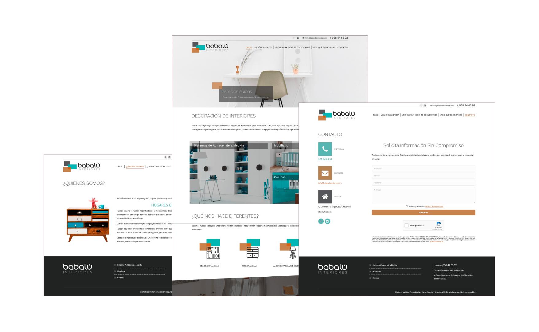 Babalú web