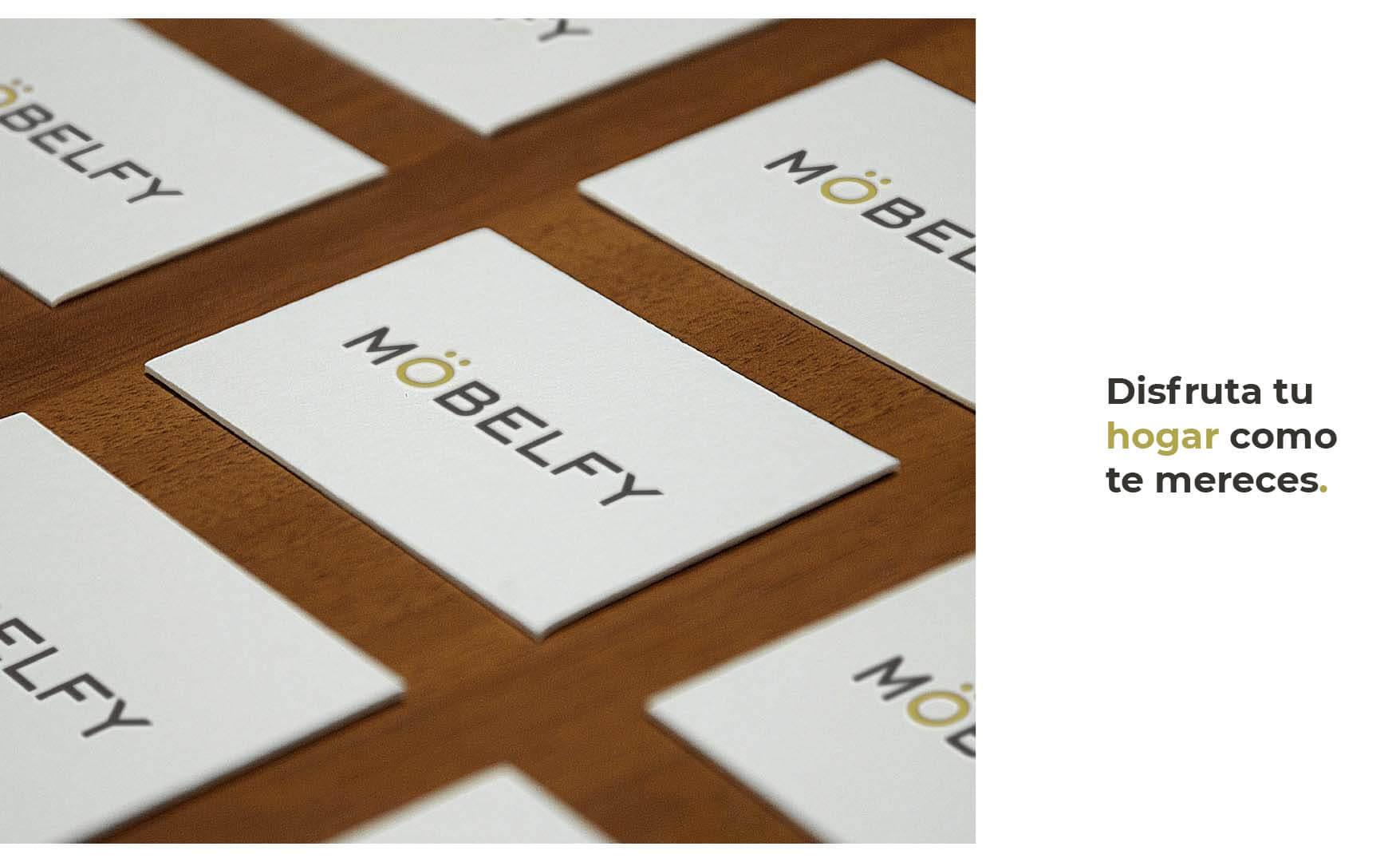 Mobelfy tarjetas de visita