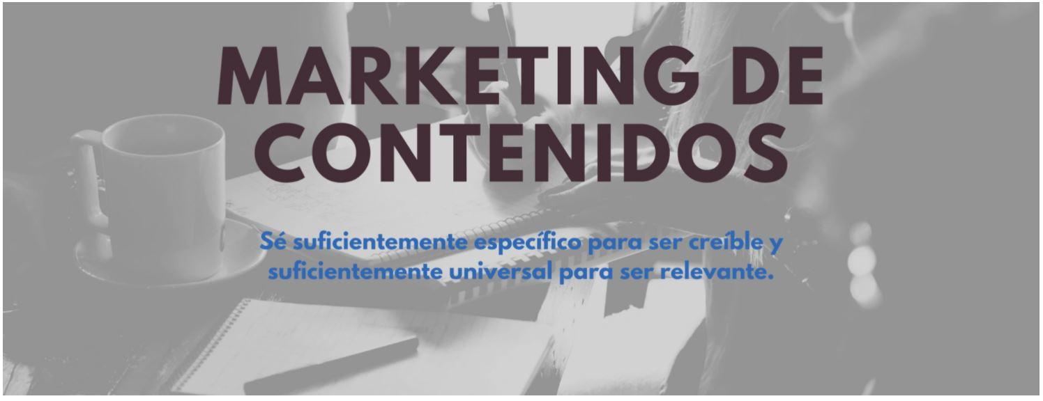 marketing contenidos creatividad