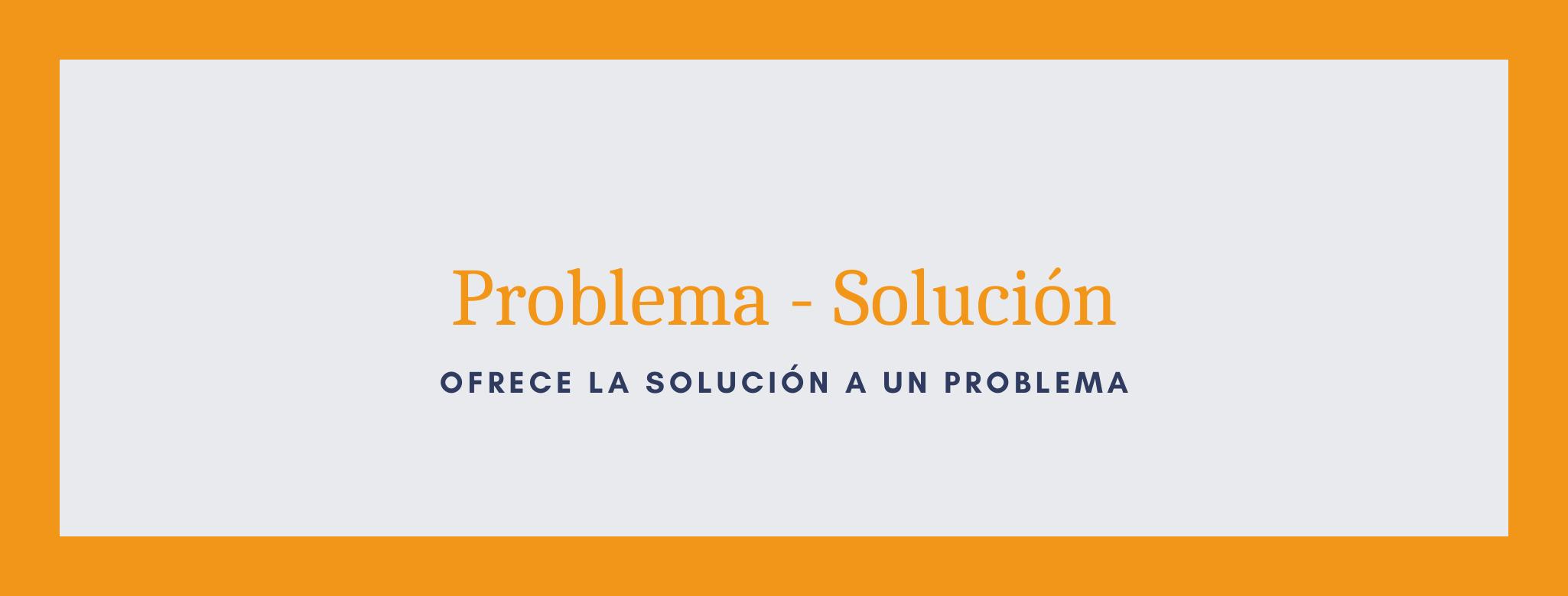 Ofrece la solución a un problema en el asunto del email.